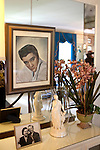 A tour of Elvis Presley's Graceland, as well as gift shops and hotels nearby on Elvis Presley Boulevard in Memphis, Tennessee.