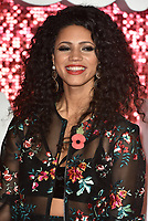 Vick Hope<br /> The ITV Gala at The London Palladium, in London, England on November 09, 2017<br /> CAP/PL<br /> &copy;Phil Loftus/Capital Pictures