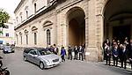 Obit The Duchess of Alba in Sevilla, Spain.November 20, 2014. (ALTERPHOTOS/BOUZA PRESS/Raul Castro)