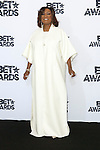 Patti LaBelle    poses  in the press room during the 2015 BET Awards at the Microsoft Theater on June 28, 2015 in Los Angeles, California,USA.