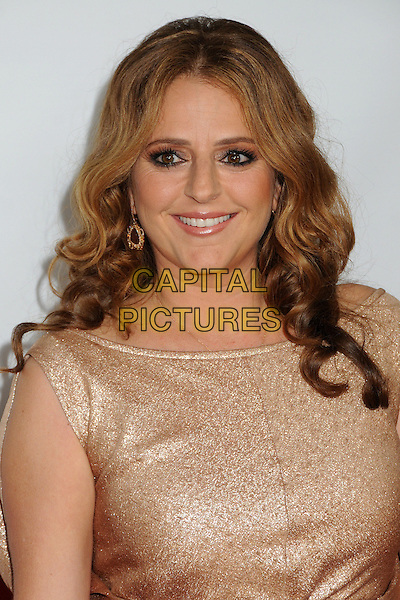 """Annie Mumolo.""""This Is 40"""" Los Angeles Premiere held at Grauman's Chinese Theatre, Hollywood, California, USA..December 12th, 2012.headshot portrait gold sparkly .CAP/ADM/BP.©Byron Purvis/AdMedia/Capital Pictures."""