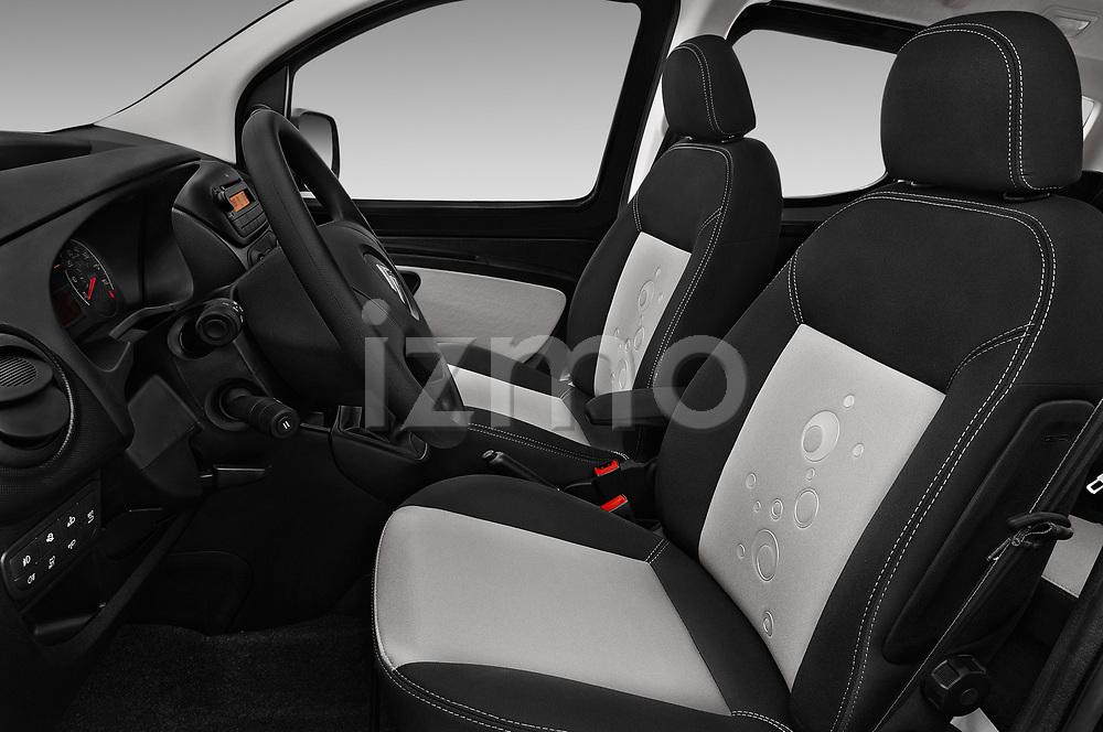 Front seat view of a 2017 Citroen Nemo  base 5 Door Mini Van front seat car photos