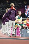 Men's London Paralympic Games Athletics 1.9.12