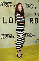 """30 October 2017 - Los Angeles, California - Emily Tyra. National Geographic's """"The Long Road Home"""" Premiere held at Royce Hall in UCLA in Los Angeles. Photo Credit: AdMedia"""