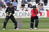 Rishi Patel in batting action for Essex during Essex Eagles vs Gloucestershire, Royal London One-Day Cup Cricket at The Cloudfm County Ground on 7th May 2019