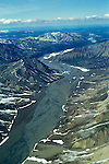 AK: Alaska Denali National Park, Fly In Aerials near Mt. McKinley .Photo Copyright: Lee Foster, lee@fostertravel.com, www.fostertravel.com, (510) 549-2202.Image: akdena204