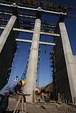 Represa hidroelectrica de Yacyreta, Argentina.