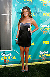 UNIVERSAL CITY, CA. - August 09: Actress Ashley Tisdale arrives at the Teen Choice Awards 2009 held at the Gibson Amphitheatre on August 9, 2009 in Universal City, California.