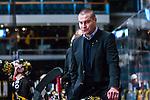 Stockholm 2014-01-08 Ishockey SHL AIK - Lule&aring; HF :  <br />  AIK:s tr&auml;nare Mats B&auml;cklin <br /> (Foto: Kenta J&ouml;nsson) Nyckelord:  portr&auml;tt portrait