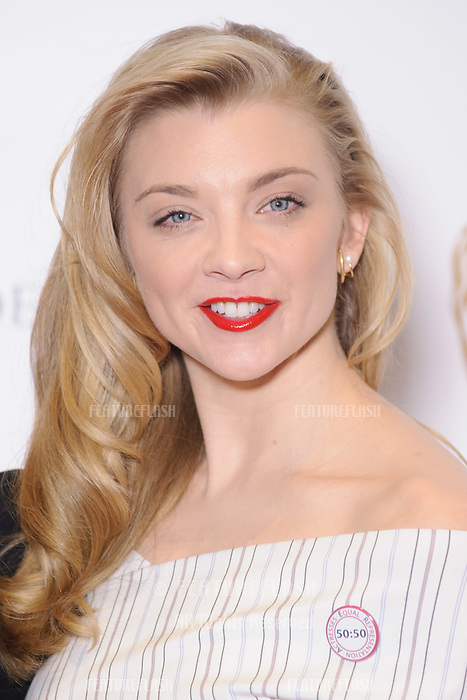 Natalie Dormer at the photocall for EE British Academy Film Awards Nominations Announcement, London, UK. <br /> 09 January  2018<br /> Picture: Steve Vas/Featureflash/SilverHub 0208 004 5359 sales@silverhubmedia.com