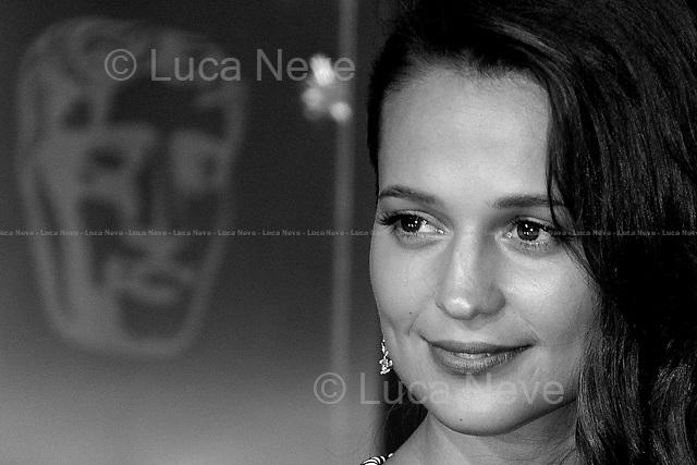 Alicia Vikander, Actress.