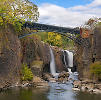 Passic Falls, Paterson, New Jersey