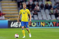 Filip Dagerstal of Sweden during Sweden Under-21 vs England Under-21, UEFA European Under-21 Championship Football at The Kolporter Arena on 16th June 2017