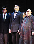 Merwin Foard, Zachary James, Kevin Chamberlain<br />