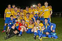 Harlington Juniors v Ampthill Town U18 Saturday Youth Challenge Cup Final 06/05/2016