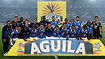 Millonarios venció 1-0 a Independiente Santa Fe. Final ida Liga Águila II-2017.