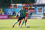 Marco Schuster am Ball beim Spiel in der 3. Liga, SV Waldhof Mannheim - FSV Zwickau.<br /> <br /> Foto © PIX-Sportfotos *** Foto ist honorarpflichtig! *** Auf Anfrage in hoeherer Qualitaet/Aufloesung. Belegexemplar erbeten. Veroeffentlichung ausschliesslich fuer journalistisch-publizistische Zwecke. For editorial use only. DFL regulations prohibit any use of photographs as image sequences and/or quasi-video.