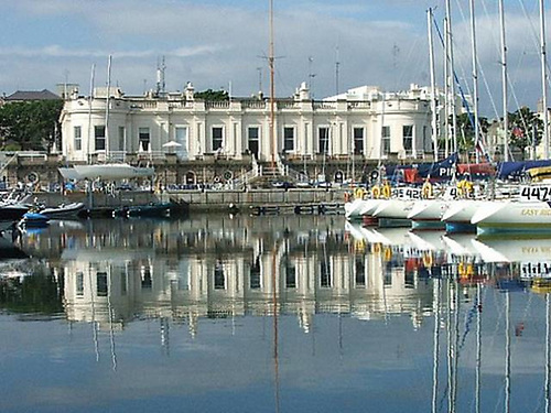 The Royal Irish Yacht Club hosted the start of the third and final Kingstown to Queenstown Race in 1862