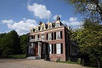 Castle at Zijpendaal Park in Arnhem