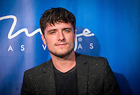 LAS VEGAS, NV - July 14, 2016: Josh Hutcherson pictured arriving at The Beatles LOVE by Cirque Du Soleil at The Mirage Resort in Las vegas, NV on July 14, 2016. Credit: Erik Kabik Photography/ MediaPunch