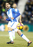 CD Leganes' Pablo Insua during La Liga match. January 28,2017. (ALTERPHOTOS/Acero)