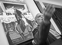Ferdfinando Scianna, ritratti del  grande fotografo italiano della Magnum