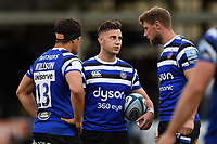 Max Green of Bath Rugby. Gallagher Premiership match, between Bath Rugby and Gloucester Rugby on September 8, 2018 at the Recreation Ground in Bath, England. Photo by: Patrick Khachfe / Onside Images