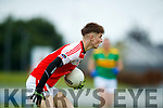 South Kerry in action against Tomas Sheehy Dingle in the Quarter Final of the Kerry Senior County Championship at Austin Stack Park on Sunday.