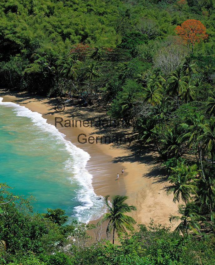 Trinidad & Tobago, Commonwealth, Tobago, Englishman's Bay: beach