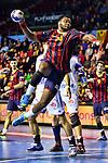 2013-11-23-FC Barcelona vs Dinamo Minsk: 35-25.