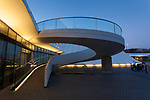 Cultural Center by Oscar Niemeyer, Le Havre, Seine-Maritime department, France