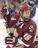 Stephen Gionta - The Boston College Eagles defeated the University of Maine Black Bears 4-1 in the Hockey East Semi-Final at the TD Banknorth Garden on Friday, March 17, 2006.