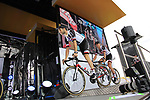 Team Sunweb on stage at the Team Presentation in Burgplatz Dusseldorf before the 104th edition of the Tour de France 2017, Dusseldorf, Germany. 29th June 2017.<br /> Picture: Eoin Clarke | Cyclefile<br /> <br /> <br /> All photos usage must carry mandatory copyright credit (&copy; Cyclefile | Eoin Clarke)