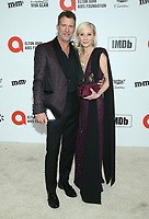 09 February 2020 - West Hollywood, California - Thomas Jane, Anne Heche. 28th Annual Elton John Academy Awards Viewing Party held at West Hollywood Park. Photo Credit: FS/AdMedia