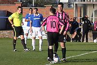 Arthurlie v Rangers XI 240810
