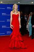 Ivanka Trump, executive vice president of development and acquisitions at Trump Organization LLC arrives for the 2015 White House Correspondents Association Annual Dinner at the Washington Hilton Hotel on Saturday, April 25, 2015.<br /> Credit: Ron Sachs / CNP