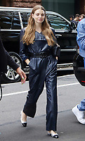SEP 16 Kristine Froseth Seen In NYC