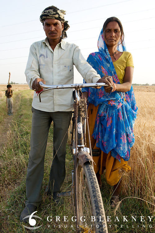Farmers - Barundhan, India