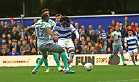 second goal scored for by Queens Park Rangers by Eberechi Eze of Queens Park Rangers during Queens Park Rangers vs Blackburn Rovers, Sky Bet EFL Championship Football at Loftus Road Stadium on 5th October 2019