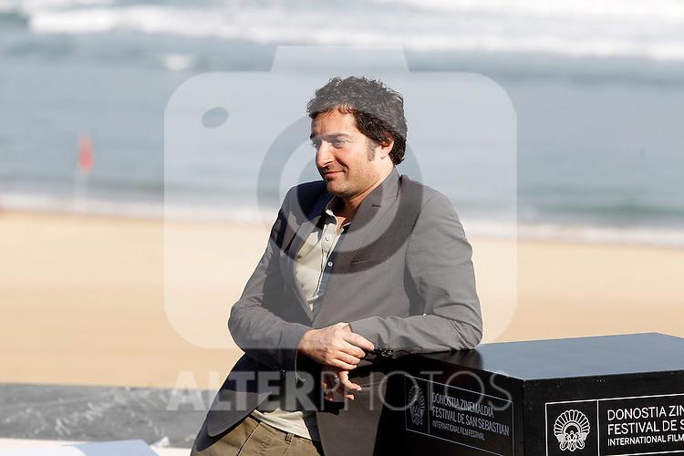 French film director Mathieu Demy during the 59th San Sebastian Donostia International Film Festival - Zinemaldia.September 23,2011.(ALTERPHOTOS/ALFAQUI/Acero)
