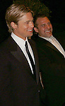 Brad Pitt and Tom Sizemore <br />