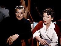 Betrayed (1954) <br /> Clark Gable  <br /> *Filmstill - Editorial Use Only*<br /> CAP/MFS<br /> Image supplied by Capital Pictures