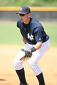 March 17th 2008:  Brad Suttle of the New York Yankees minor league system during Spring Training at Legends Field Complex in Tampa, FL.  Photo by:  Mike Janes/Four Seam Images