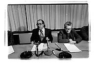 marcel Pepin<br /> , 4 janvier 1973<br /> <br /> PHOTO : Alain Renaud<br />  - Agence Quebec Presse<br /> <br /> NOTE : Lorsque requis : les ajustements finaux, recadrage et retouche des poussieres seront effectuŽes avant livraison, sur les images commandŽes.