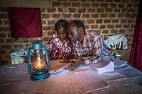 Rose and Paul Mugenyi