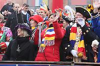 Rheinland-Pfalz Ministerpräsidentin Malu Dreyer  - Rosenmontagsumzug in Mainz