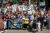 "19.09.2015 - ""March Against Evictions"""