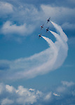 2016-08-14 USAF: Thunderbirds in Vermont