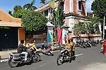 Pondicherry roads. 2015