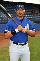 July 14th, 2007:  Anthony Martinez of the Aberdeen Ironbirds, Class-A Short-Season affiliate of the Baltimore Orioles, poses for a photo before a game vs the Jamestown Jammers in New York-Penn League action.  Photo by: Mike Janes/Four Seam Images